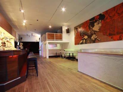 Milk Bar comedy club and music venue San Francisco