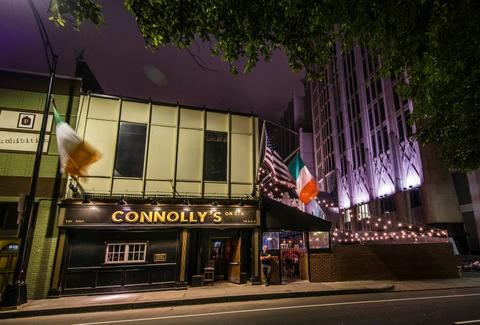 exterior of connolly's