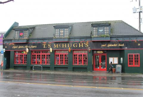 T. S. McHugh's, Seattle Irish Bars