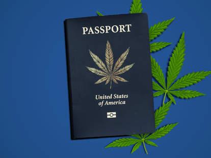 weed tourism passport