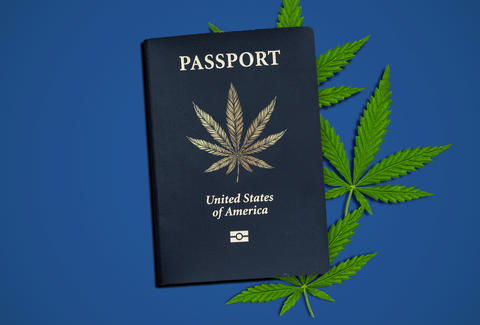 weed tourism passport