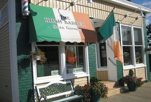 The Irish Barber & Corner Pub