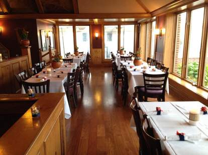 The Harp interior irish restaurant cleveland oh
