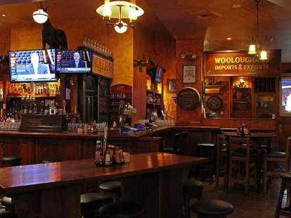 J.C. Wooloughan's Irish Sports pub in Las Vegas