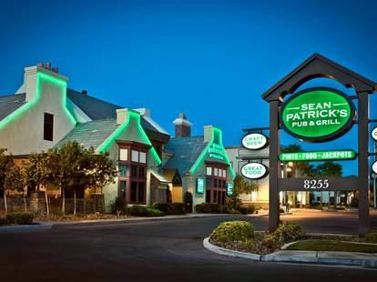 PT's Entertainment Group Sean Patrick's Pub and Grill Irish bar in Las Vegas