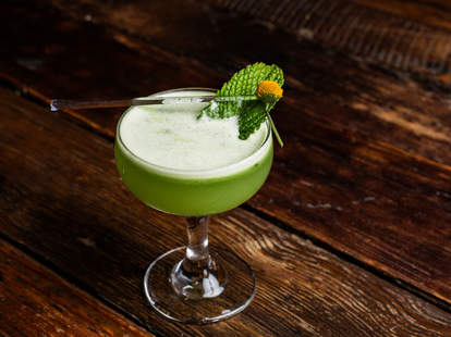 The Witch Doctor cocktail