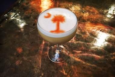 Expatriate cocktail