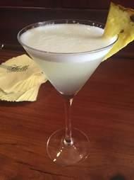 434 cocktail at Halls Chophouse