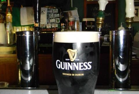 guinness pride of erin cleveland oh