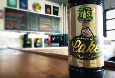 Tioga-Sequoia Piece of Cake Stout