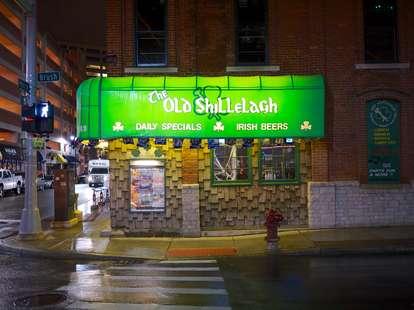 Old Shillelagh pub