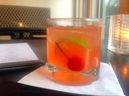 Park Cafe, cocktail