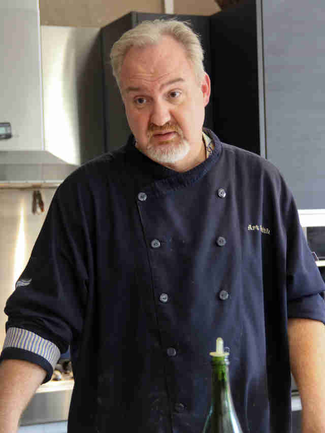 Slater tops poll of celebrity chefs - BT
