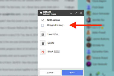 Gchat tips and tricks
