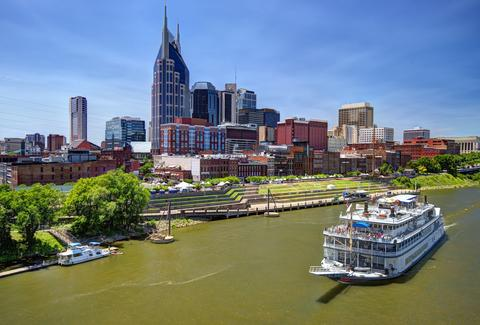 tennessee water and riverboat