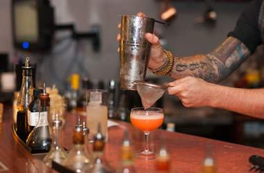 Bartender's Choice cocktail