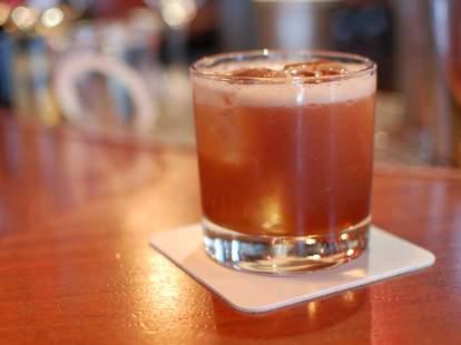 Rum Club cocktail in Portland