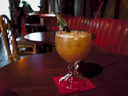 Hale Pele cocktail in Portland