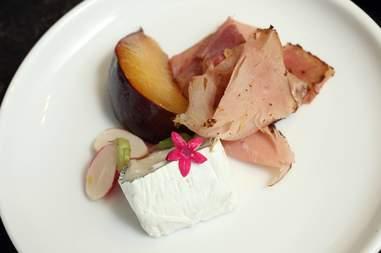 Small dish at Polaris