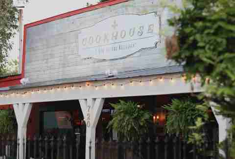 the cookhouse exterior