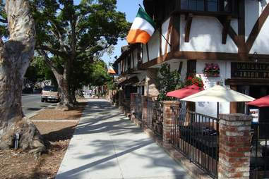 O'Sullivan's Irish Pub in San Diego