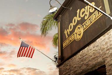 Hooley's Irish Pub in San Diego