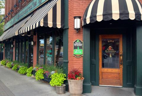 Patrick McGovern's Pub, Minneapolis Irish Pub