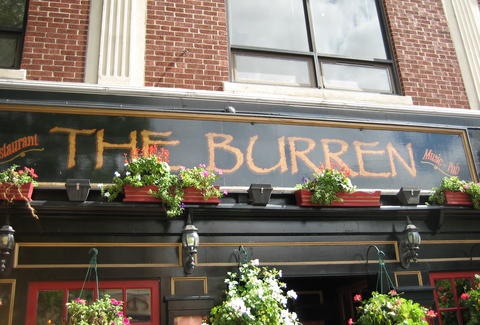 The Burren, Boston Irish Bars