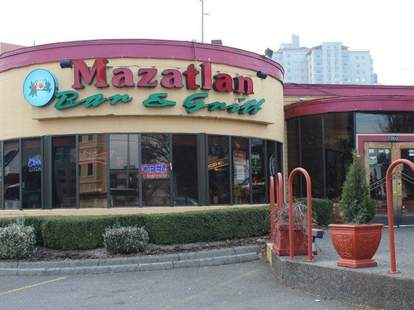 Mazatlan Bar & Grill exterior