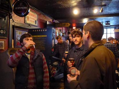 The Field Pub, Boston Irish Bars