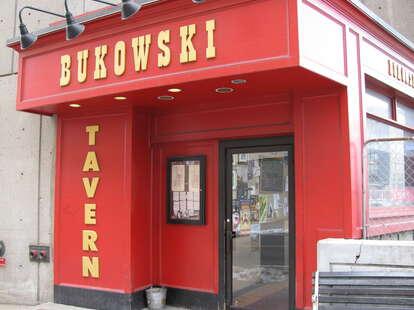 Bukowski Tavern, Boston Irish Bars