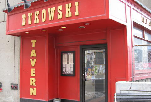 Bukowski Tavern, Boston Irish Bars