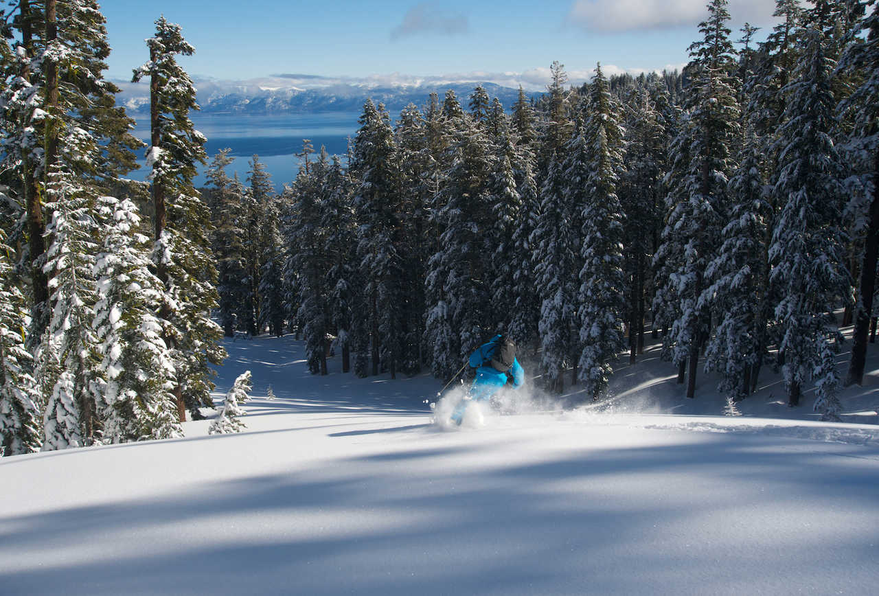 TAKE ADVANTAGE OF MIRACLE MARCH: GO SNOWCAT SKIING IN TAHOE