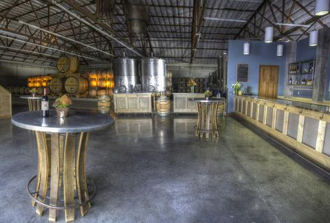 Dashe Cellars space