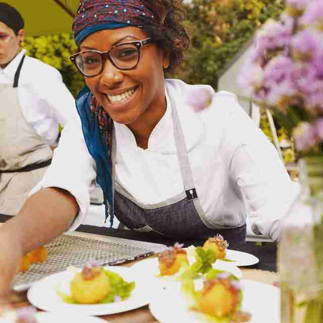Nyesha Arrington, Top Chef Season 9