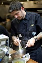 Ludovic Lefebvre, Top Chef Masters Season 1