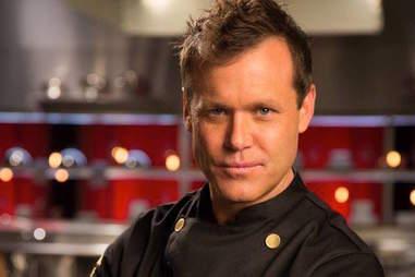Brian Malarkey, Top Chef Season 3