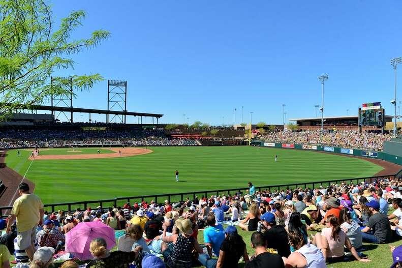 Salt River Fields, Arizona Diamondbacks