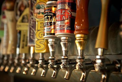 Beers on Tap at Rustico Restaurant & Bar