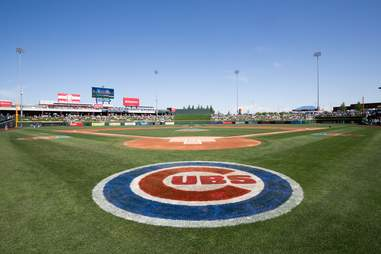 Chicago Cubs, Sloan Park, Spring Training