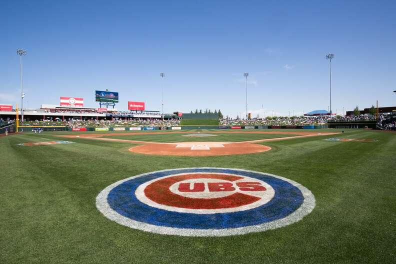 Chicago Cubs, Sloan Park, Spring Training