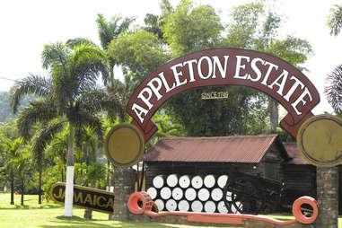 appleton estate exterior