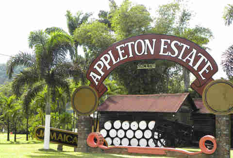 appleton estate exterior