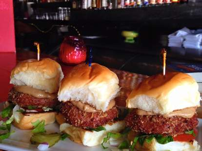Voodoo sliders charleston sc