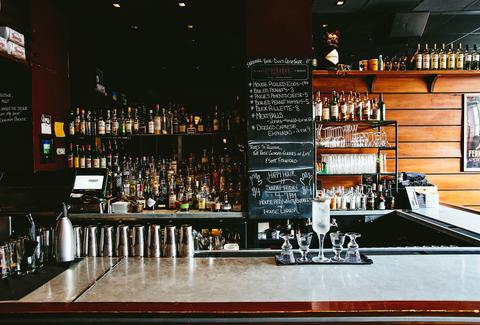 Mixology and great cocktails at Proof in Charleston