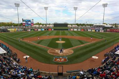 Texas Rangers, Surprise Stadium