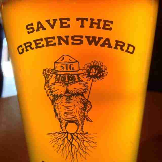 Greenswarden Saison, Memphis Made Brewing Co.