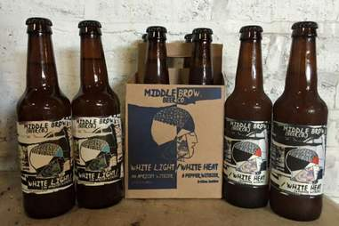 middle brow beer company