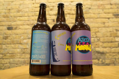 maplewood brewing company beers