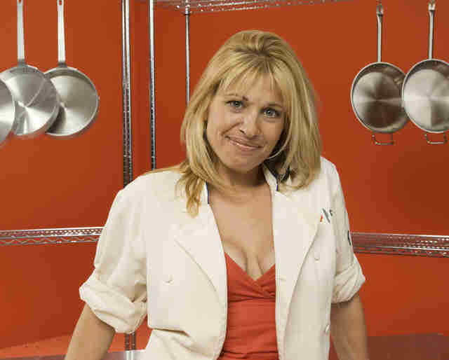 Betty Fraser, Top Chef Season 2